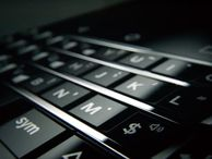 BlackBerry presses on into a new era with keyboard teaser One of the first BlackBerry phones that isn't made by BlackBerry has been teased ahead of CES.
