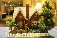 Great Reference Photos From Miniature Shows: Quarter Scale  Exhibits  from the 2015 Seattle Miniature Show