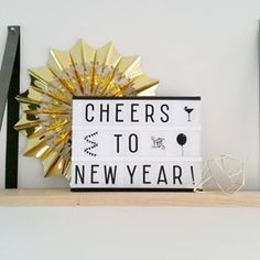 Lightbox inspiration | #Lightbox | Photocredit cstyleconcepts Light Up Message Board, Light Board, Lightbox Letters, Licht Box, Light Up Box, Boxing Quotes, Silvester Party, Pretty Backgrounds, Frases