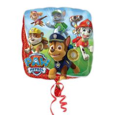 Paw Patrol Balloons Kids Birthday Party Paw Print Boys Birthday Paw Patrol Party Balloons Chase Skye Balloons Select Your Pkg Made in USA Big Balloons, Custom Balloons, Letter Balloons, Mylar Balloons, Image Ballon, Globos Mylar, Personajes Paw Patrol, Paw Patrol Balloons, Paw Patrol Party Supplies