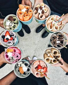 food aesthetic food, delicious, and ice cream image Cute Food, I Love Food, Good Food, Yummy Food, Tumblr Food, Milk Shakes, Food Goals, Aesthetic Food, Summer Aesthetic