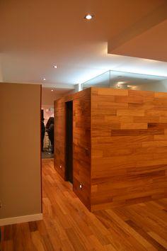 Reforma integral de vivienda en Madrid. Con Karmele Montejano, arquitecta. 2012