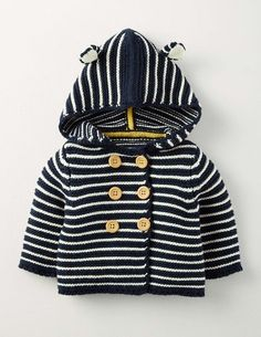 Boys Knitted Jacket 71525 Jackets at Bodenawesome, unique clothes for kids. They have Roald Dahl influenced clothes right now.Baby Knitting Patterns Sweaters Cardigan for boysThis Pin was discovered by EmeBaby T-Shirts and Tops Baby Knitting Patterns, Baby Boy Knitting, Crochet Patterns, Knit Baby Dress, Baby Cardigan, Crochet Jacket, Knit Jacket, Crochet For Boys, Crochet Baby
