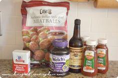 sweet & sour crockpot meatballs recipe