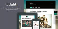 Review tdLight - WordPress Blog ThemeThis site is will advise you where to buy