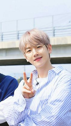 Baekhyun so Handsome