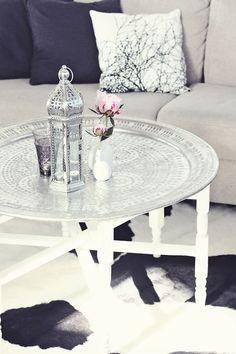 Arabic Tea Table