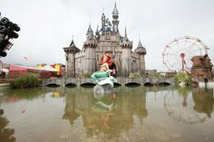 Banksys Dismaland exhibition in Weston-super-Mare Preview