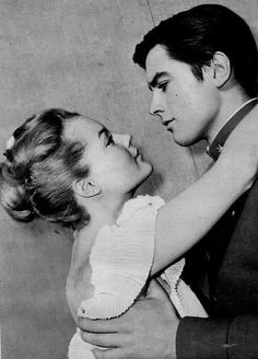 Romy and Alain, promo for Christine