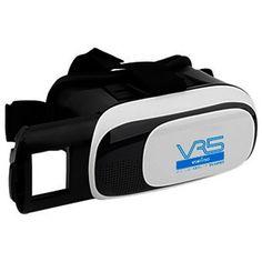 Vonino VR5 este o pereche de ochelari virtuali din gama de produse multimedia a celor de la Vonino. Reprezintă un gadget interesant şi calitativ, ce reuşeşte să transpună experienţa realităţii virtuale chiar de la tine … Multimedia, Electronics, Consumer Electronics