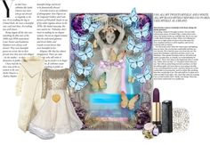 """""""A Little Elegance"""" by neptunedollie ❤ liked on Polyvore"""