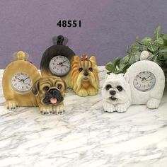 - Yorkshire Terrier Tail Wagging Clock