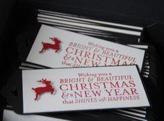 Geschenkanhänger Weihnachten Beautiful Christmas, Scrapbooking, Happy, Gifts, Scrapbooks, Ser Feliz, Happiness, Memory Books, The Notebook