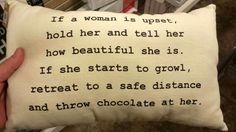 Women and chocolate