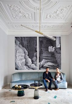 House of Adriano and Silvia in Milan, Design by Pietro Russo, Photography: Filippo Bambhergi, from The Chamber of Curiosity, Copyright Gestalten 2014.