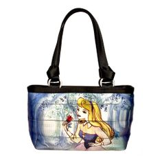 Disney Small Carriage Ring Tote Good vs. Evil Sleeping Beauty