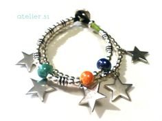 #Pulseras #bracelet www.facebook.com/atelier51.Plasencia http://www.atelier51handmade.com/