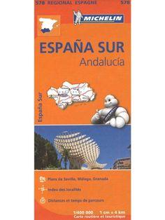 Wegenkaart Spanje. Bestel wegenkaarten nu online - ANWB