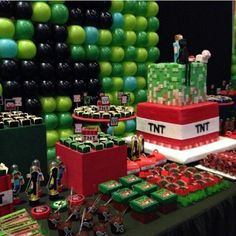 31 Amazing Minecraft Themed Party Ideas