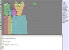 Dress  - Выкройка #4409 Выкройки на Ваш размер от компании Lekala - скачать онлайн бесплатно Облегающая модель, Рельефные швы, Отрезное по талии, Застежка-молния, Волан, Под горло, Круглая горловина, Без воротника, Короткие рукава, Втачные рукава, Длина по колено, Straight skirt, No pockets