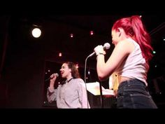 Miranda Sings with Ariana Grande - YouTube