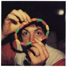 "mymindlostme: "" Paul McCartney / The Beatles "" Linda Mccartney, Maharishi Mahesh Yogi, Sir Paul, Happy Birthday Me, John Lennon, The Beatles, Singer, Photoshoot, Running"