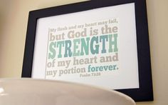 beautiful scripture printable - FREE