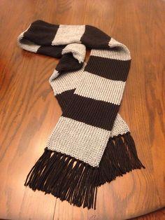 Addi Fringe Scarf - Addi - Knitting