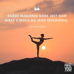 """Każde marzenie dane jest nam wraz z mocą do jego spełnienia. Bullet Journal Graphics, Motto, Mantra, Study Journal, Journal Aesthetic, Vinyasa Yoga, Motivation, Words, Quotes"