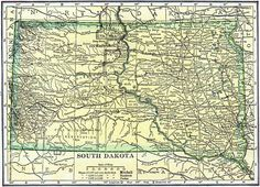 South Dakota Genealogy - http://www.accessgenealogy.com/south-dakota-genealogy