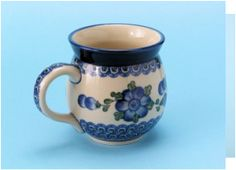 I also have this one! I love this pattern. I get mine from More Polish Pottery, Located in Big Rock, IL USA