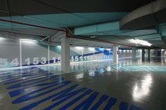 Car Park Plaza- Canovas, Spain- Teresa Sapey Estudio de Arquitectura