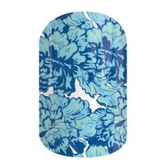 Something Blue | Jamberry Nails