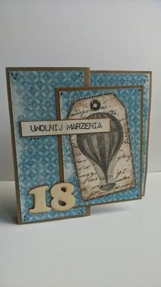 18th Birthday Cards, Anniversary, Scrapbooking, Diy, Digital, How To Make, Handmade, Hand Made, Bricolage