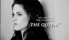 Bella Cullen. Vampire.