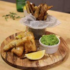 Fish and chips på det godaste sättet. Ett klassiskt recept du kommer älska.