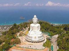 Big Buddha, Phuket  #Phuket's #Big #Buddha is one of the #island's most important and revered #landmarks on the island.