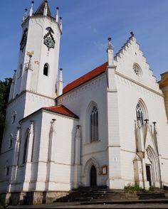 Kostel sv.Jana Křtitele Teplice
