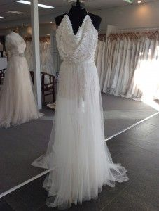 ❤️Kitty❤️ www.devarga.com.au #wedding #weddinggown #weddingdress #weddingfashion #jumpsuit #weddingjumpsuit #lasercut #lace #AustralianDesigner #BridalGownBoutique
