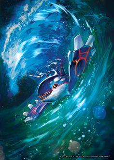 Epic Kyogre Pokemon Gif, Kyogre Pokemon, Pokemon Fan Art, Pokemon Backgrounds, Cool Pokemon Wallpapers, Cute Pokemon Wallpaper, Wallpaper Iphone Disney, Snoopy Wallpaper, Kawaii Wallpaper