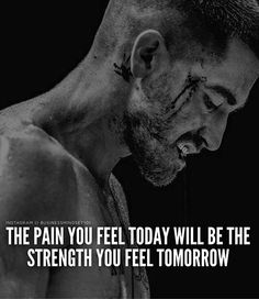 The struggle you face today will give you the strength you need for tomorrow.  _______________________________ Use #businessmindset101 in your motivation, success and business posts.