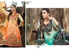 Sitara Textiles New Summer Collection 2013 for Women