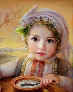Catherine La Rose: ✿ Maria Ilieva