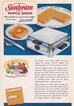 Understand this best vintage waffle maker