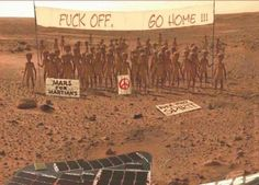 MARTIANS....EVENT ON MARS.....PARTAGE OF PSYCHEDELIC EXPERIENCE ON FACEBOOK.....