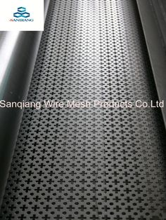 Galvanized / Stainless Steel / Aluminum perforated metal sheet( Factory ) $0.2~$1.5