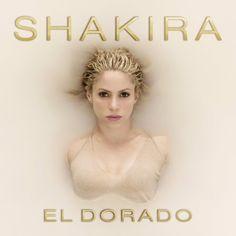 'El dorado' Shakira publica portada y fecha de lanzamiento de su nuevo álbum