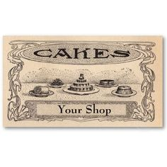 Business Cards for Bakery #Business #Cards for #Bakery #businesscards