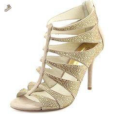 170cdb10b6e1 Michael Michael Kors Mavis Open Toe Women US 9 Nude Sandals