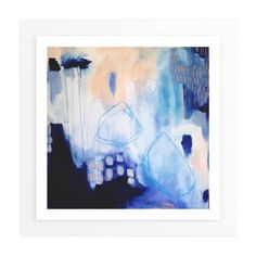 """""""Daybreak"""" - Art Print by Juniper Briggs in beautiful frame options and a variety of sizes."""